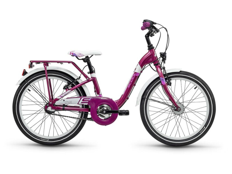 S´cool ChiX alloy 20-3 purple matt