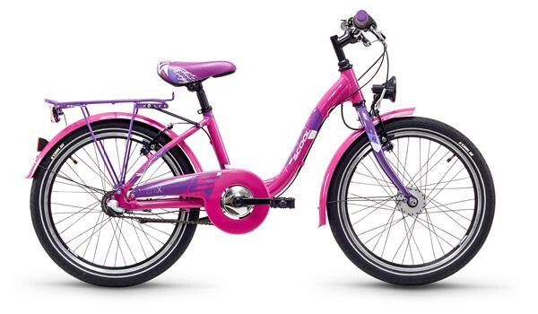 S´COOL - ChiX steel 20-3 pink