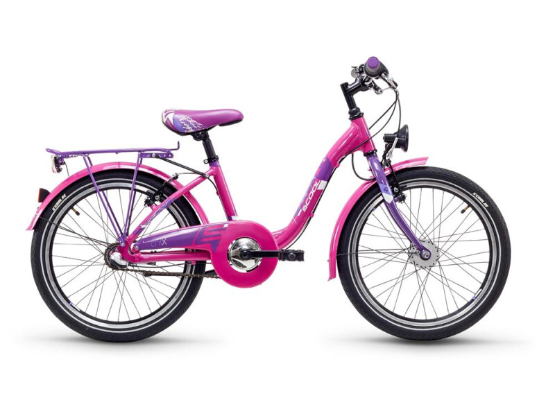 S´cool ChiX steel 20-3 pink