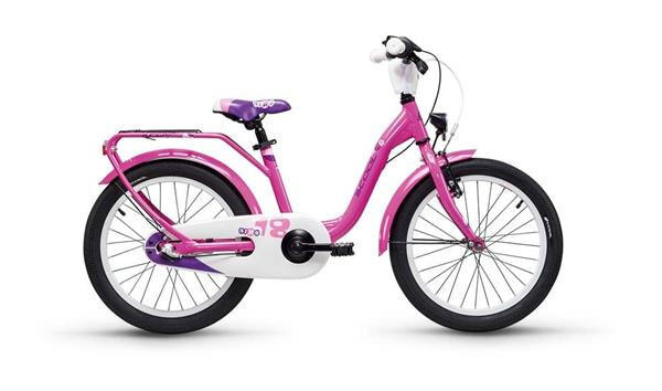 S´COOL - niXe Street alloy 18 pink