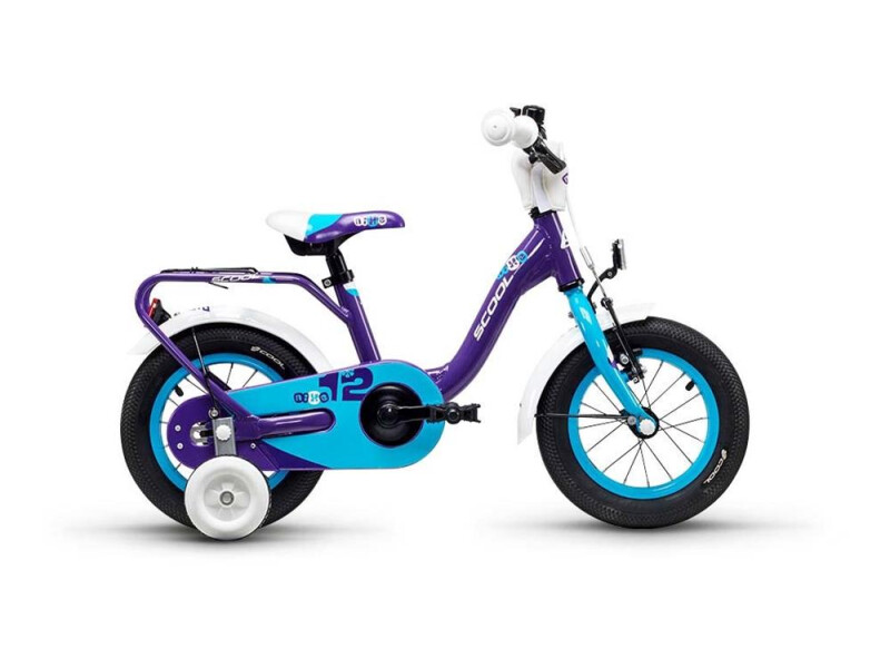 S´cool niXe alloy 12 violet/blue