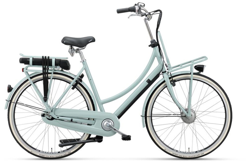 Batavus Cnctd E-go lightblue E-Bike
