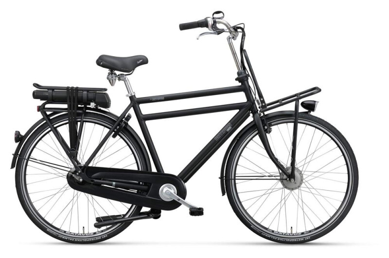 Batavus Cnctd E-go black matt E-Bike
