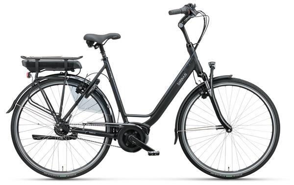 BATAVUS - Garda E-go® 500 black matt