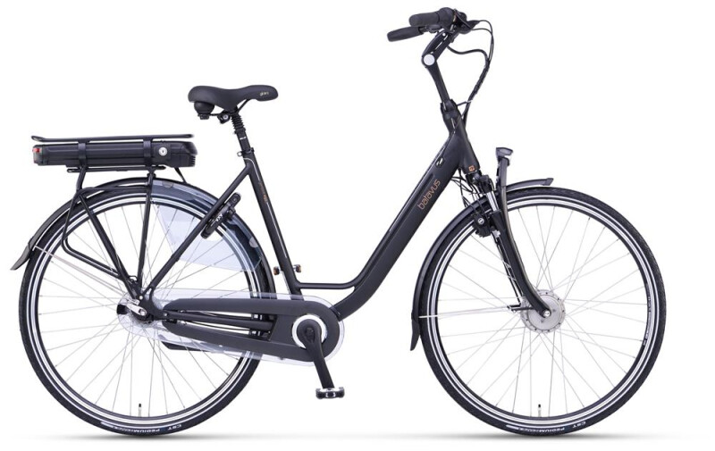 Batavus Genova E-go® black matt E-Bike