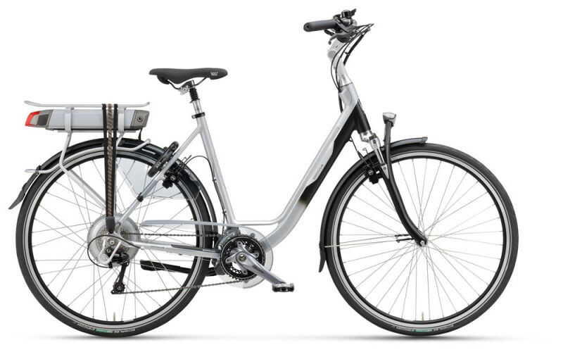 Batavus Fuze E-go Exclusive Curve E-Bike
