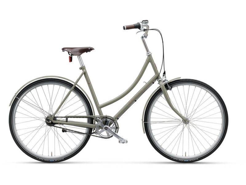 Batavus London Vintage Curve concrete grey