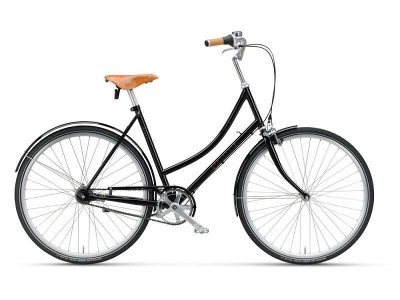 Batavus London Vintage Curve blackpearl