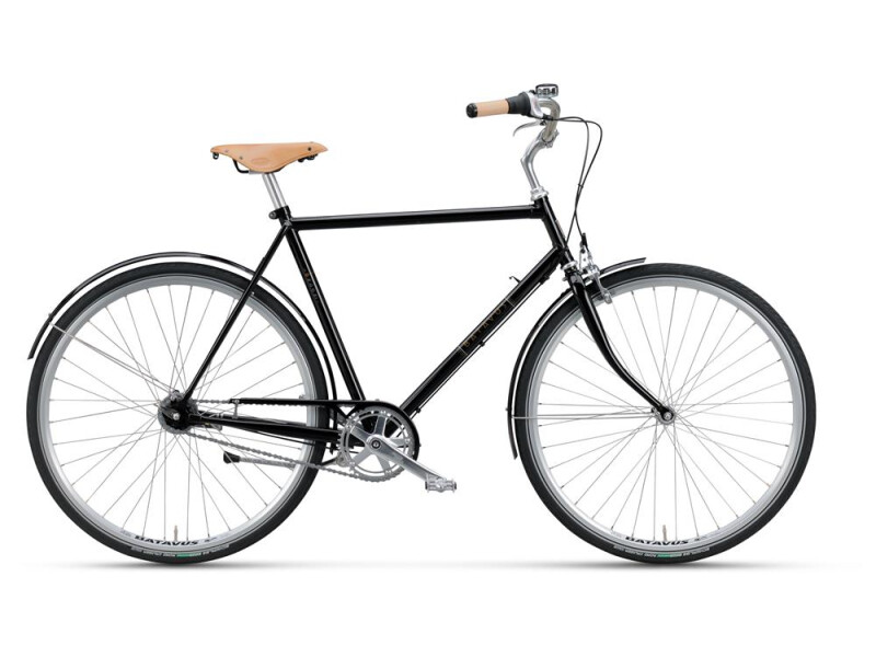 Batavus London Vintage Herren blackpearl