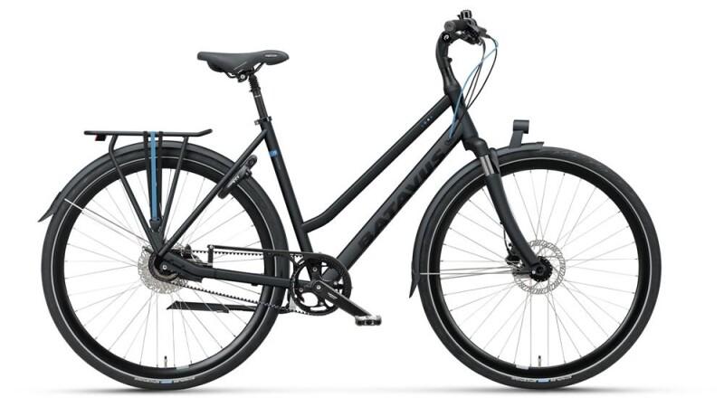 Batavus Comodo Trapez black matt Citybike