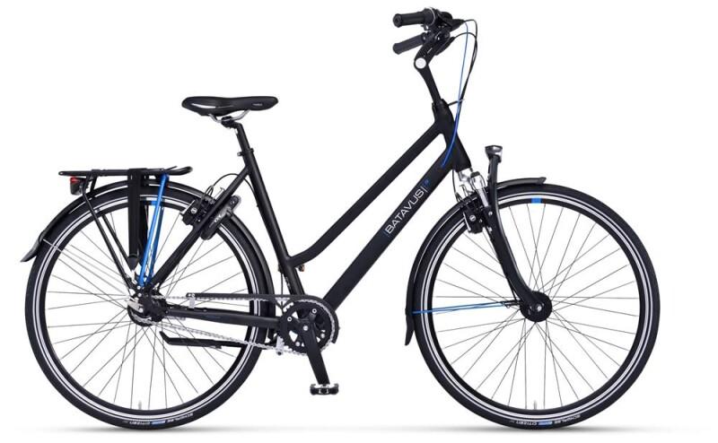 Batavus Agudo Curve black matt Citybike