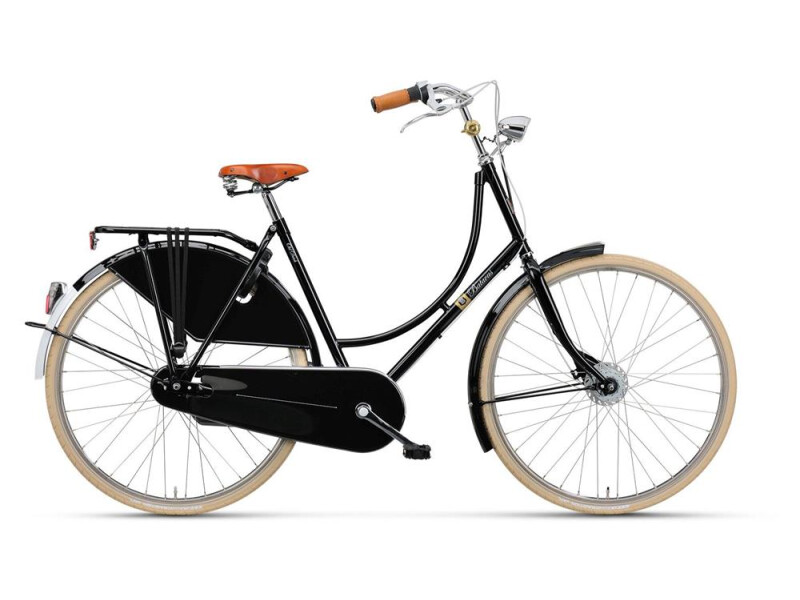 Batavus Old Dutch Deluxe Nostalgie black