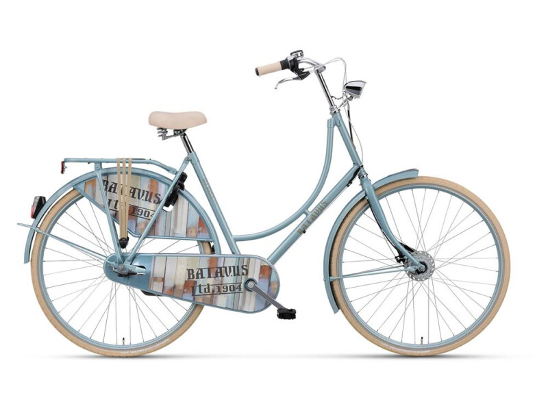Batavus Old Dutch Fashion Nostalgie iceblue