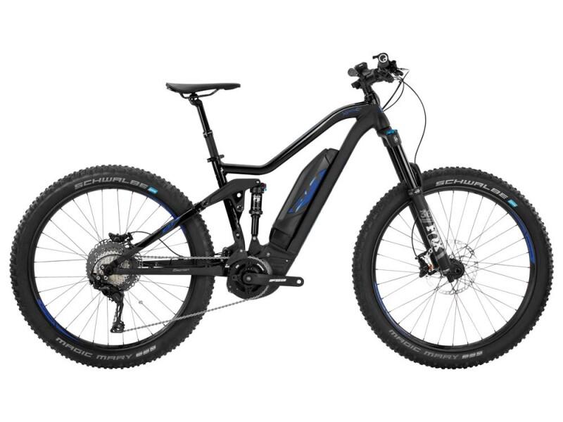 BH Bikes REBEL LYNX 5.5 PWX-S