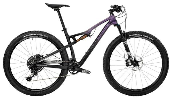 BH BIKES - LYNX RACE CARBON RC 7.14