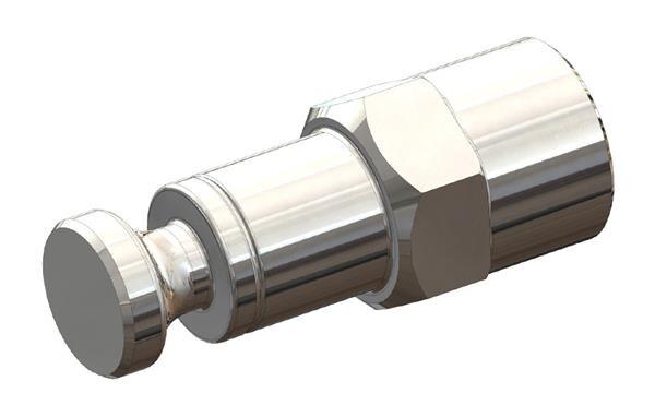 CROOZER - Achsmutterkupplung XL M10 x 1