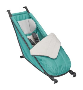 Croozer Babysitz inkl. Winter-Set