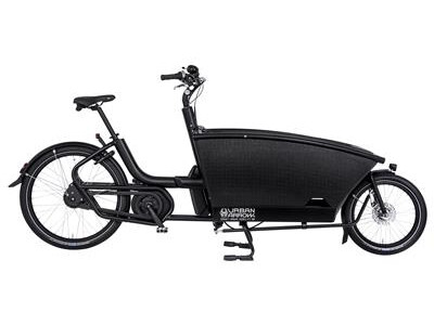 Urban Arrow Family Performance Disc Deore, 500Wh, weiß oder schwarz