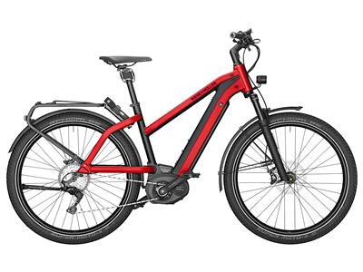 Riese und Müller Riese&Müller Charger mixte Vario rot