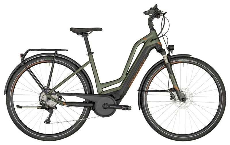 Bergamont E-Horizon Edition Amsterdam E-Bike