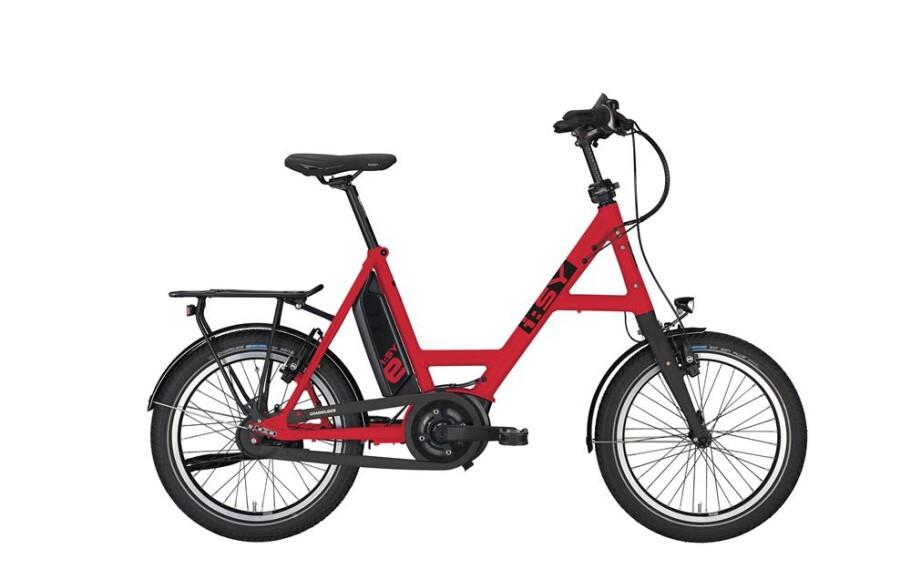 i:SY E-Bike I:SY Drive S 8 LL Ferrarirot