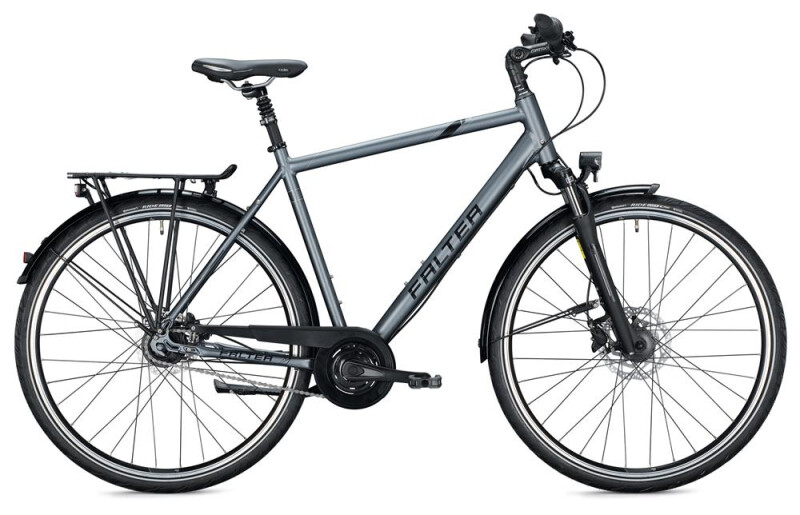 FALTER C 6.0 Herren / anthracite-silver Citybike