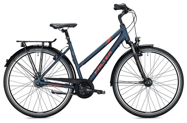 FALTER - C 5.0 Trapez / blue-red
