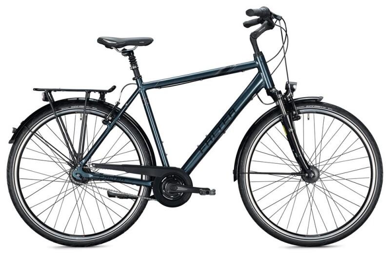 FALTER C 5.0 Herren / dark blue Citybike