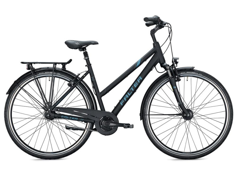 Falter C 4.0 Trapez / black-grey
