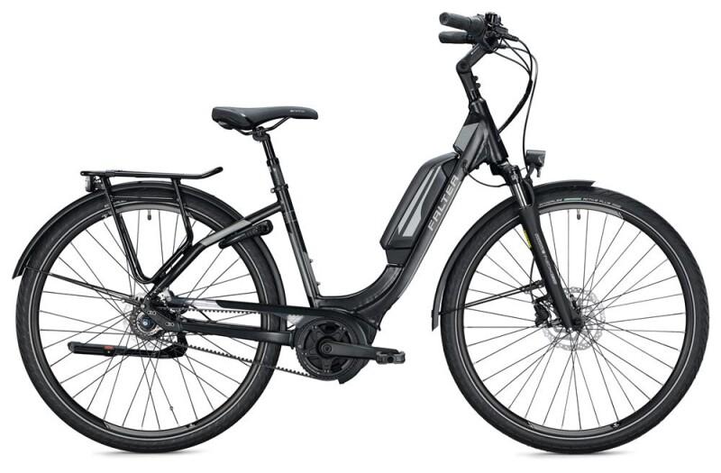 Falter E 9.5 RT Wave / black E-Bike