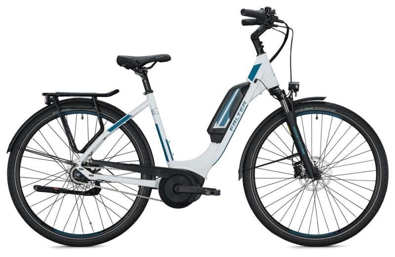 FALTER E 9.0 RT 500 Wave / white E-Bike