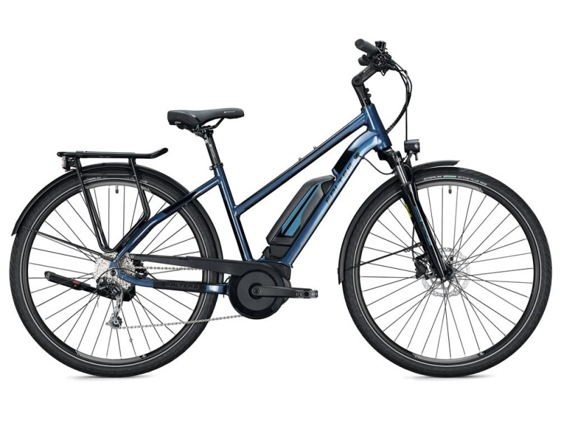 Falter E 9.0 KS 500 Trapez / dark blue-black