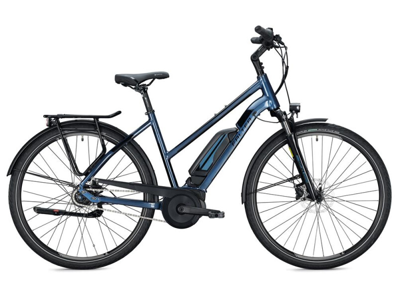 FALTER E 9.0 RT 500 Trapez / dark blue-black