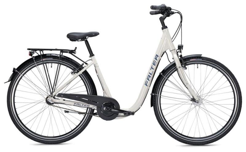 FALTER C 2.0 Comfort / cream Citybike