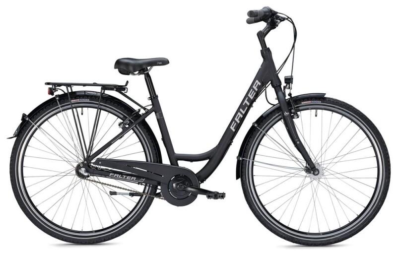 FALTER C 2.0 / black Citybike