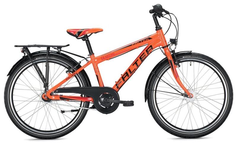 FALTER FX 407 ND Diamant / orange-red Kinder / Jugend