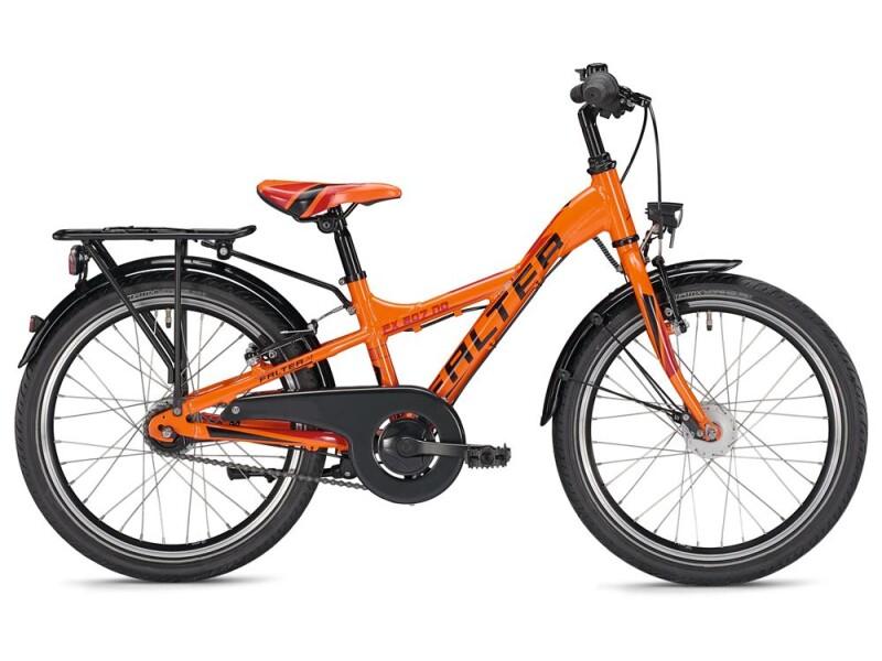 FALTER FX 207 ND Y-Lite / orange-red