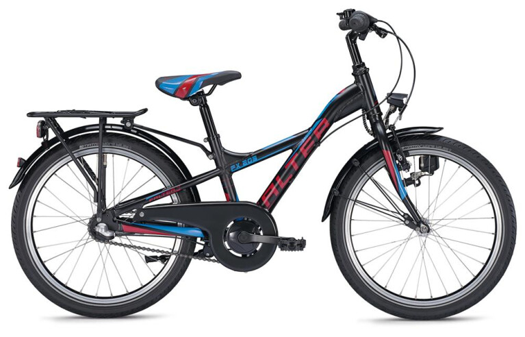 FALTERFX 203 Y-Lite / black-blue