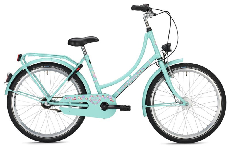FALTER HOLLAND KIDS Classic / turquoise Kinder / Jugend