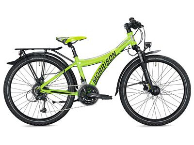 Morrison - MESCALERO S24 SE Y-Typ / neon green-anthracite Angebot