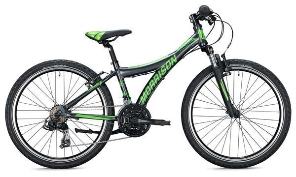 MORRISON - MESCALERO X24 Y-Typ / anthracite-neon green
