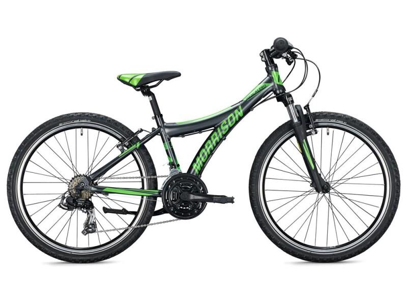 MORRISON MESCALERO X24 Y-Typ / anthracite-neon green