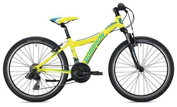 MORRISON - MESCALERO X24 Y-Typ / neon yellow-dark blue