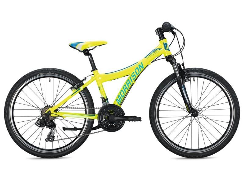 MORRISON MESCALERO X24 Y-Typ / neon yellow-dark blue