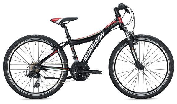 MORRISON - MESCALERO X24 Y-Typ / black-red