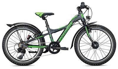 Morrison MESCALERO S20 Y-Lite / anthracite-neon green