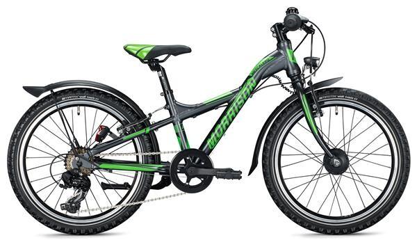 MORRISON - MESCALERO S20 Y-Lite / anthracite-neon green