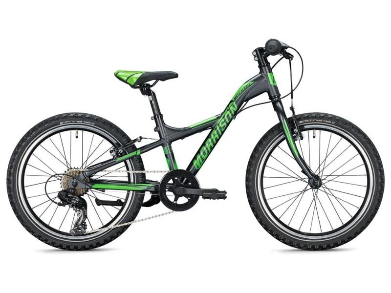 MORRISON MESCALERO X20 Y-Lite / anthracite-neon green