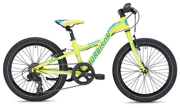 MORRISON - MESCALERO X20 Y-Lite / neon yellow-dark blue