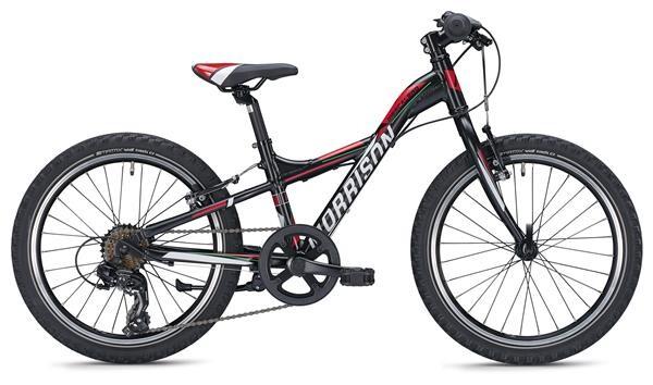 MORRISON - MESCALERO X20 Y-Lite / black-red